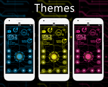 Circuit Launcher 2019 – Next Generation theme App Download For Android 4