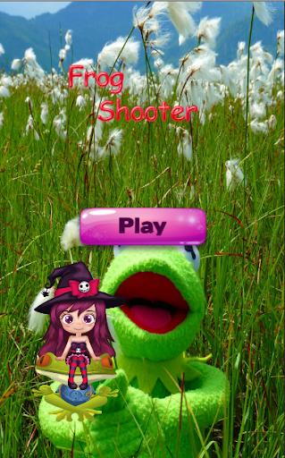 Shooter Frog - Free Shooting
