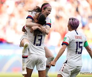 Team USA maakt Costa Rica helemaal in