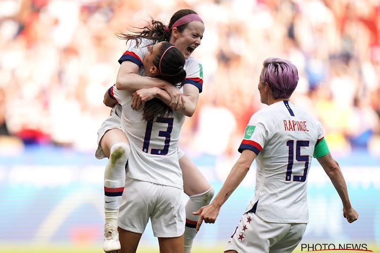 Naar de rechter: strijd van Amerikaanse vrouwen tegen voetbalbond gaat verder