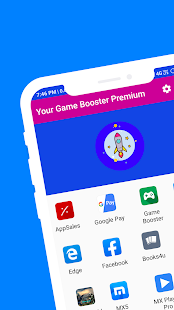 Download APK: Your Game Booster Premium v1.0 [Paid]