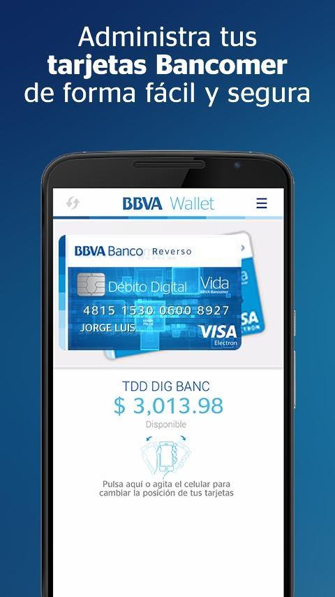 Bbva Wallet México Pago En Línea Apps On Google Play