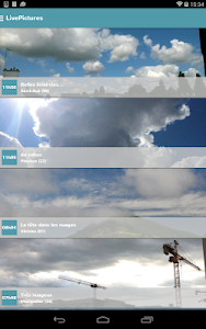 Infoclimat - live weather screenshot 11