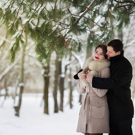 Wedding photographer Ekaterina Trifonova (Trifonova). Photo of 20.02.2018