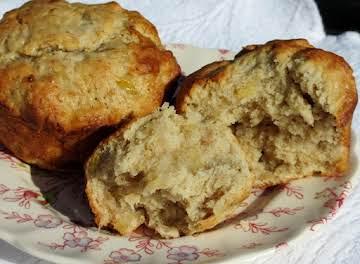 cream cheese & chai banana bread