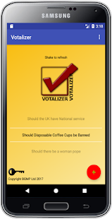 Votalizer: Voting, Polling and Elections App.- screenshot thumbnail