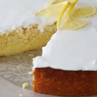 Summertime Lemon Ricotta Pound Cake.