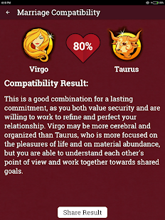 Marriage Zodiac Compatibility - Love Match Test- screenshot thumbnail