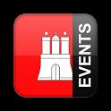 HAMBURG EVENTS › Eventguide icon