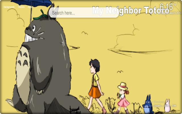 My Neighbor Totoro Wallpapers Hd
