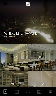 Address Hotels + Resorts- screenshot thumbnail