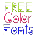 Color Fonts for FlipFont #8 icon