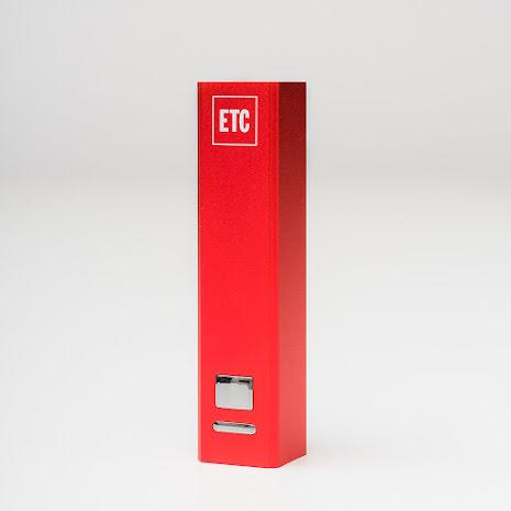 ETC:s powerbank