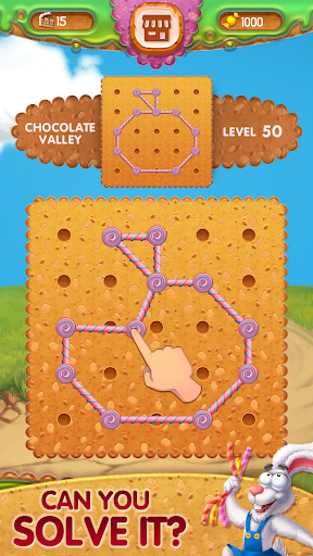 Toffee : Line Puzzle Game. Free Rope Shapes Game 1.3.240720 screenshots 3
