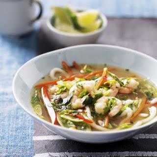 Prawn Noodle Bowl