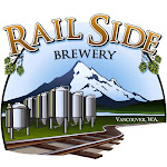 Logo for Railside Brewing