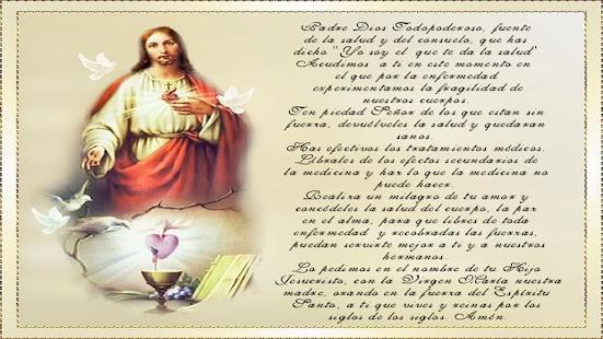 Oraciones de Sanidad - náhled