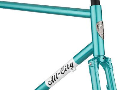 All-City Blue Panther Super Professional Frameset - 700c / 650b alternate image 3