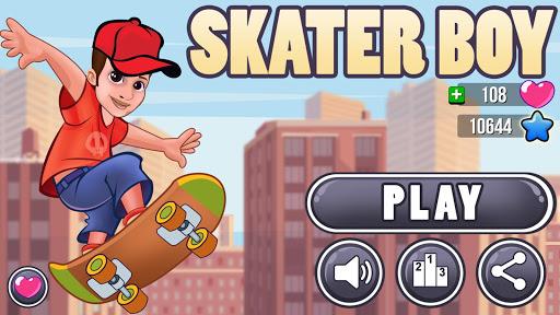 Skater Boy 2 1.6 screenshots 6