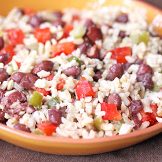 Fiesta Beans and Rice