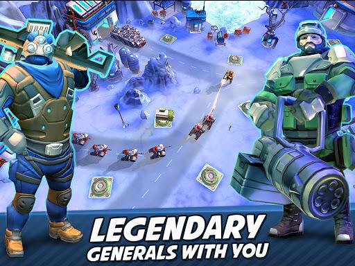 Tower Defense Generals TD  screenshots 2
