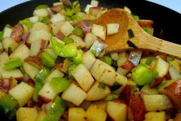 Potatoes O'brien By Freda Recipe