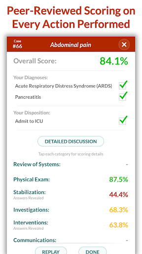 Full Code - Emergency Medicine Simulation 2.4.1 screenshots 4