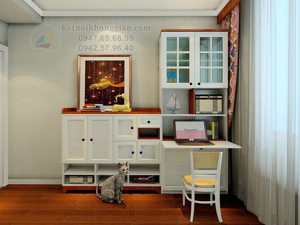 thiết kế nội thất chung cư sáng tạo