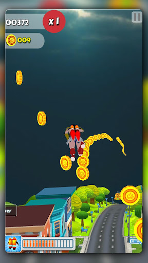 Wonder Lady Runner 1.6 screenshots 4