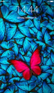 Butterflies Lock Screen Wallpaper   Google Play'de Uygulamalar