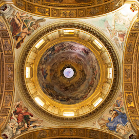 Sant'Andrea della Valle by Alin Gavriluta - Buildings & Architecture Places of Worship (  )