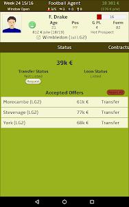 Football Agent v1.5.1 Mod Money