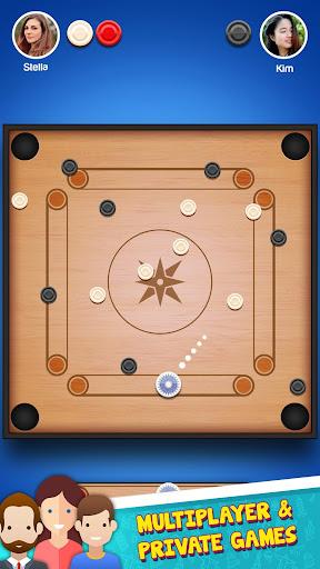 Carrom Master - Best Online Carrom Board Game screenshot 1