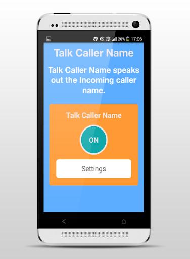 Caller Name SMS Speaker