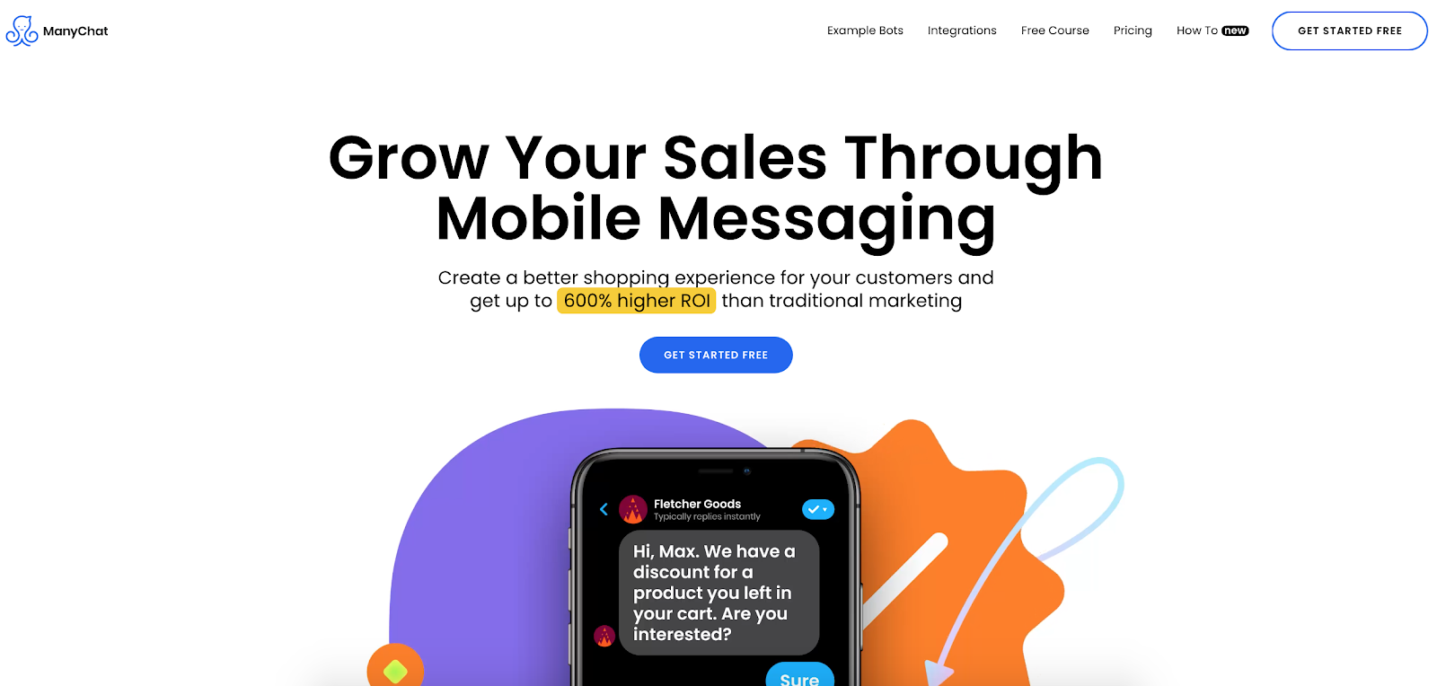 Chat Marketing integration with Shopify