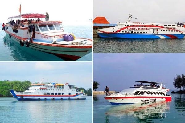 Kapal Kepulauan Seribu