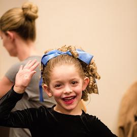 The Nutcracker .... 2018 Backstage Prep ... by Kellie Jones - Babies & Children Children Candids