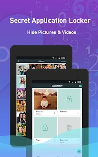 [Download Vault Calculator Hide Pictures for PC] Screenshot 17