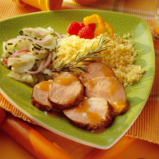 Pork Tenderloin With Apricot Preserves Recipes.