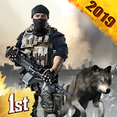 Swat Elite Force: Action Shooting Games 2018 Android APK Download Free By STJ Games