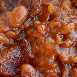 Baked Bean Casserole Canned Beans Recipes