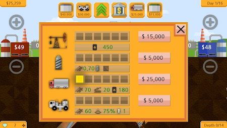 Petroleum - Explore, drill & sell! APK screenshot thumbnail 11