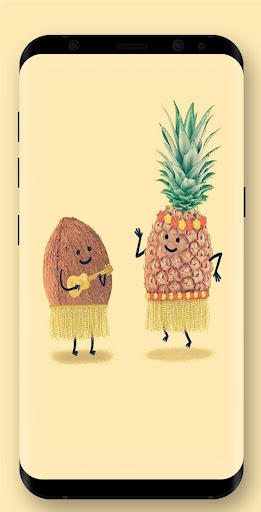 Cute Pineapple Wallpapers 1.0 screenshots 1