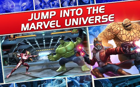 Marvel Contest of Champions Mod Apk (Damage/Blood/Skill) 11