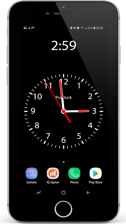 Analog Clock Clock Live Wallpaper Android Apps Appagg