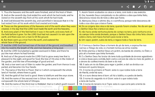 Bible Offline screenshot 11