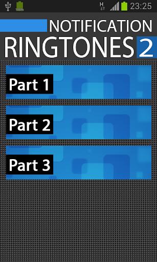 Notification SMS Ringtones 2