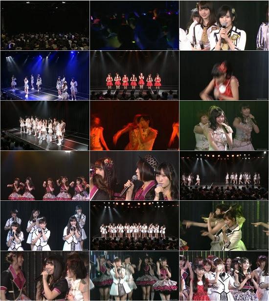 (LIVE)(公演) NMB48 新春特別公演 2016 160101