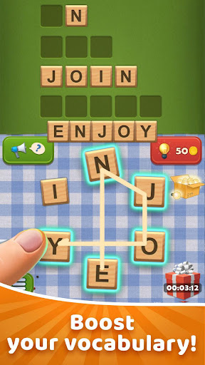 Word Sauce: Free Word Connect Puzzle screenshot 2
