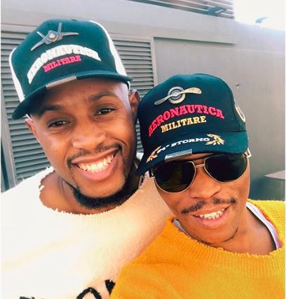 Somizi's reality show has given Twitter a glimpse of who Mohale is.